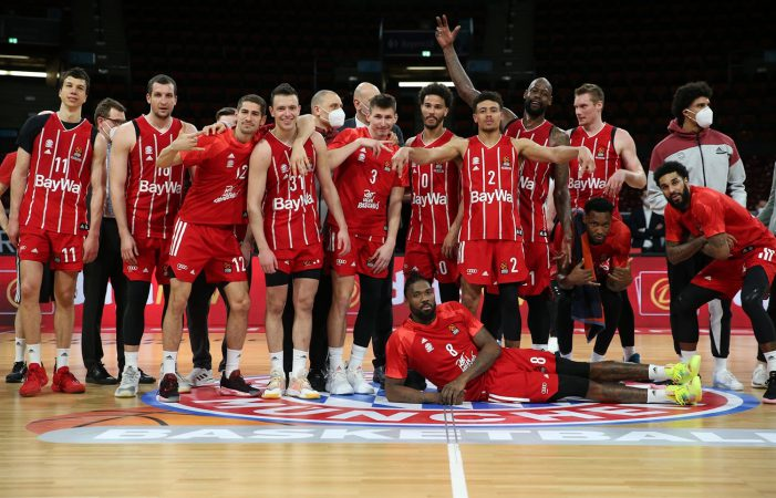 Bayern Munich advances to EuroLeague playoffs for first time in club history