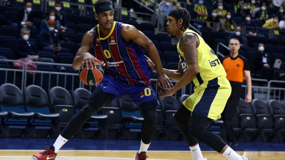 FC Barcelona secures top spot in EuroLeague regular season