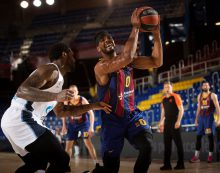 FC Barcelona fights back to remain alive in EuroLeague playoffs