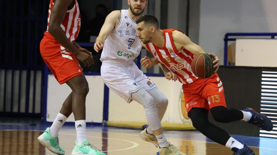 Crvena Zvezda secures 1st place in ABA regular season ahead of playoffs