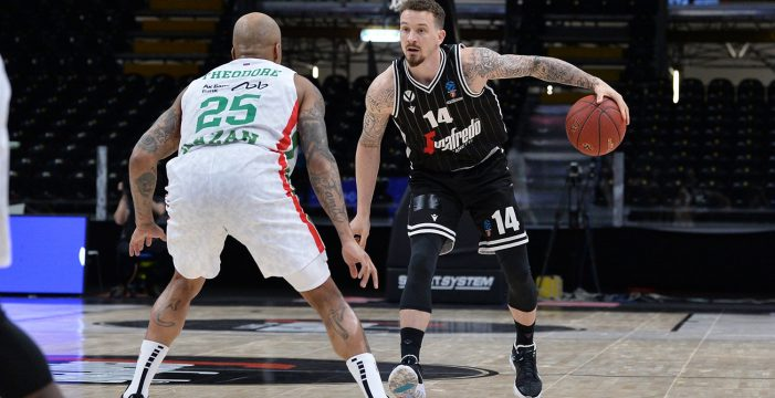 Home teams win first game in Eurocup semifinals