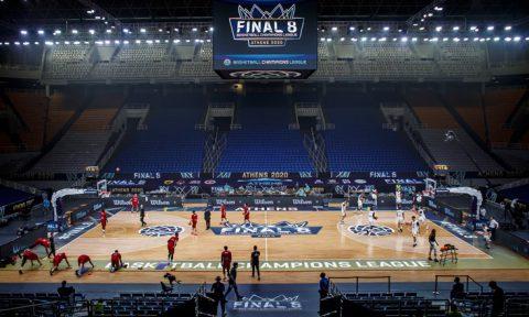 FIBA Championsleague final eight