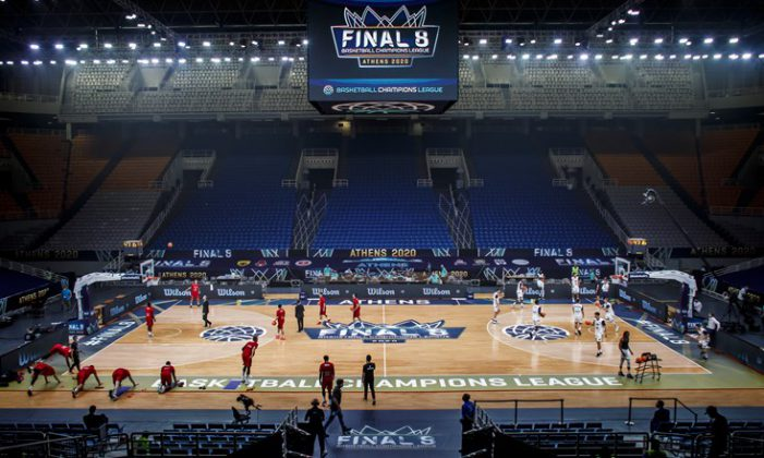 FIBA Championsleague Final Eight field confirmed