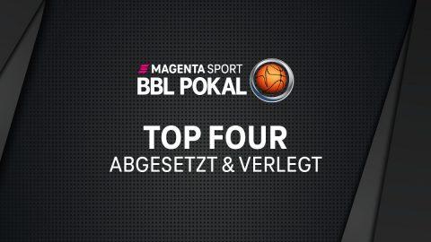 German basketball cup postponed