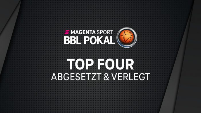 German Cup Final Four postponed one hour before tipoff