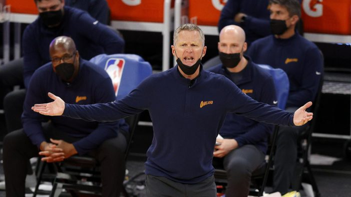 Golden State Warriors suffer 'humiliating' 53-point loss