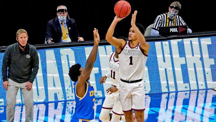 Gonzaga needs a buzzer-beater to survive UCLA and enter NCAA Final