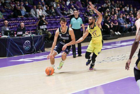 Holon edge Brindisi in FIBA Championsleague playoffs thriller