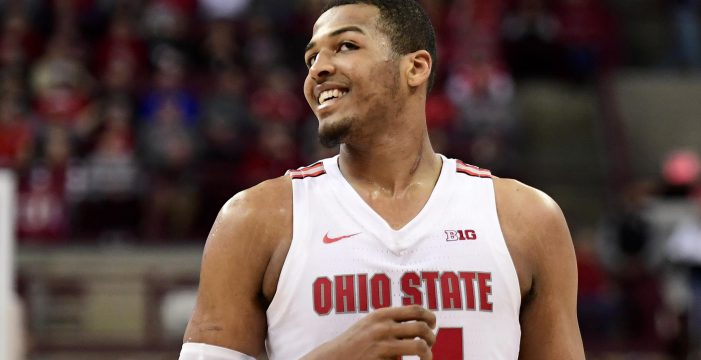 Kaleb Wesson signs with Oostende