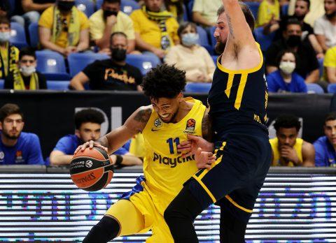 Maccabi beats Khimki