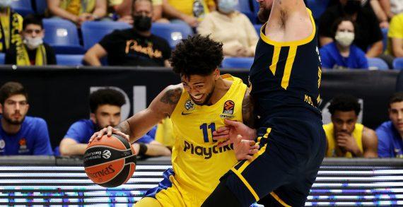 Maccabi beats Khimki in final Euroleague home game of the season