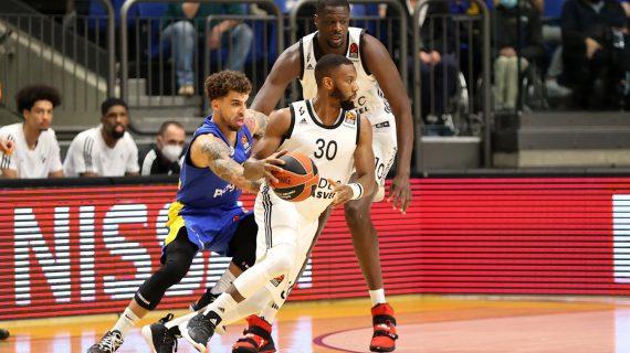 ASVEL Villeurbanne sweeps EuroLeague season series vs Maccabi Tel-Aviv