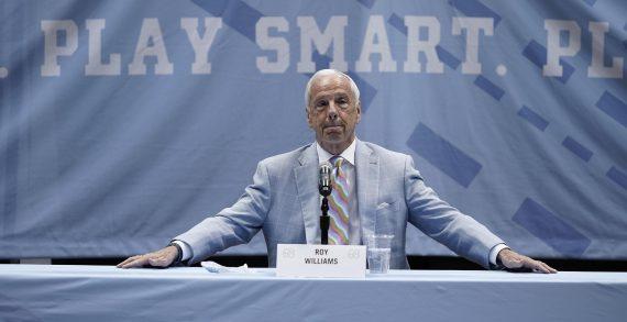 Legendary North Carolina coach Roy Williams retires