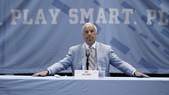 Legendary North Carolina coach Roy Williams retires