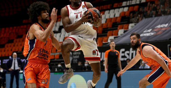 Valencia's EuroLeague playoff hopes suffer critical blow after loss to Olympiacos