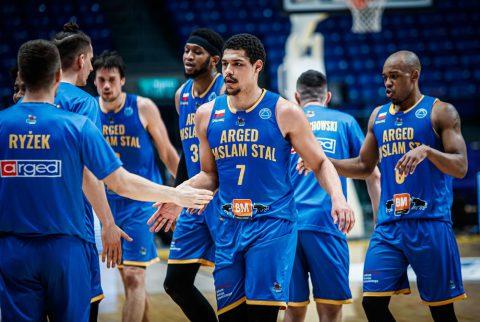 Stal Ostrow reaches FIBA Eurocup final