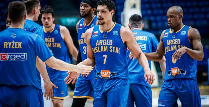 Arged BMSLAM Stal Ostrow stays unbeaten and advances to FIBA Eurocup final