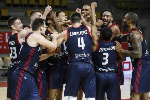 Strasbourg advances in FIBA Championsleague