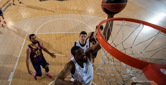 Zenit Saint Petersburg makes EuroLeague playoff history in Game 1 vs FC Barcelona