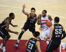 Guangdong beats Liaoning in CBA Finals opener