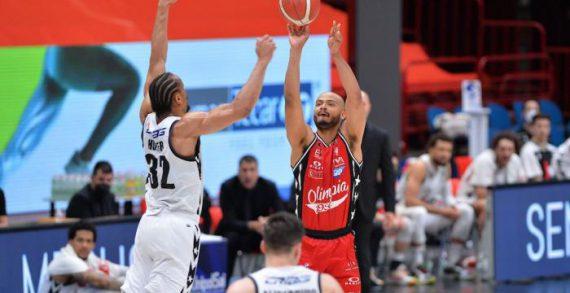 Shavon Shields nets career-high 35 for Olimpia Milano
