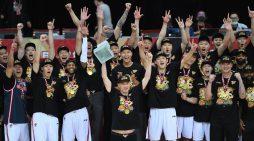 Guangdong completes CBA Finals three-peat