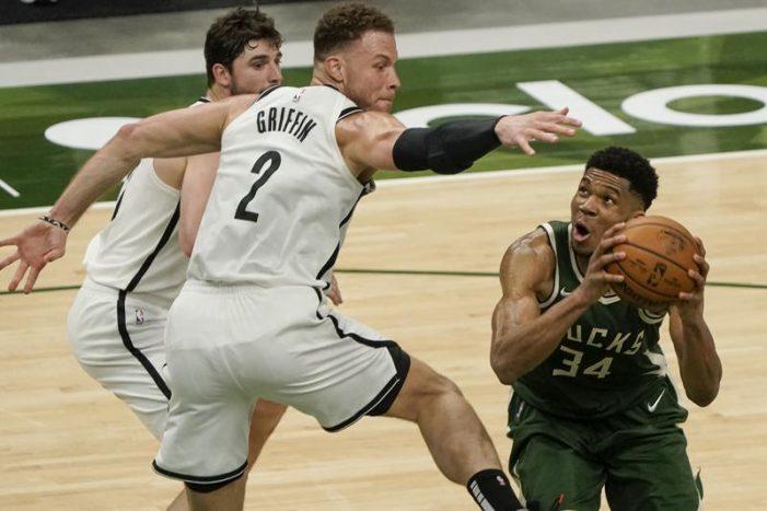 Giannis Antetokounmpo outduels Kevin Durant