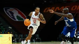 Basketball Africa League holds first game