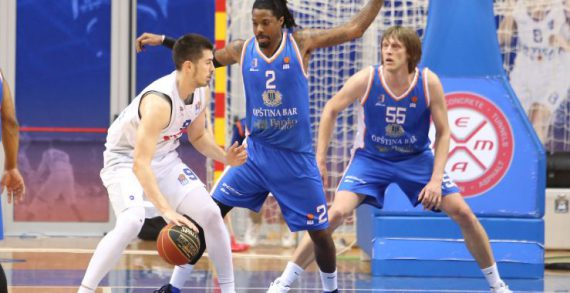 Budućnost sweeps series and advances to Adriatic League final