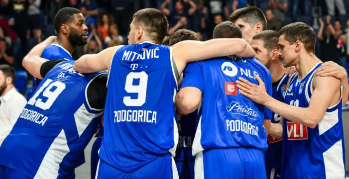 Budućnost ties Adriatic League final series and forces decisive 5th game