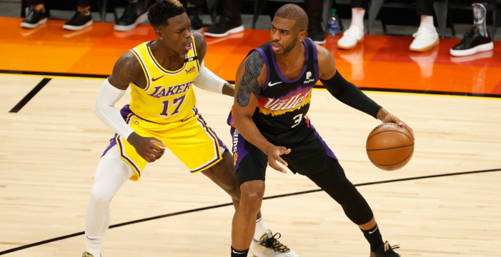 Chris Paul playoff injuries continue to haunt the All-Star point guard