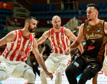 Crvena Zvezda wins decisive game three and moves on to the Adriatic League final