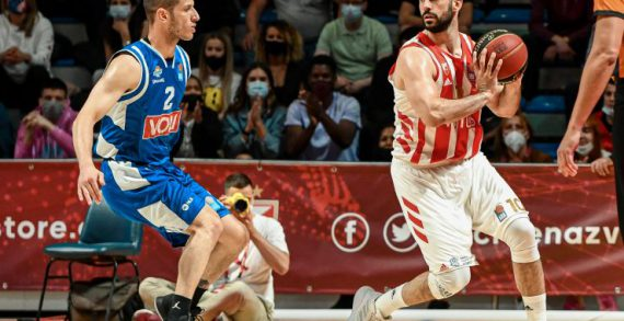 Crvena Zvezda wins thriller and takes the lead in Adriatic League final series