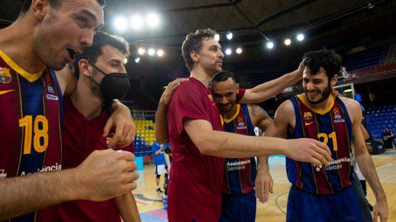 FC Barcelona, Armani Milano, Anadolu Efes clinch spot in the 2021 EuroLeague Final Four
