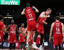 Bayern Munich, Zenit Saint Petersburg tie EuroLeague playoff series to force Game 5