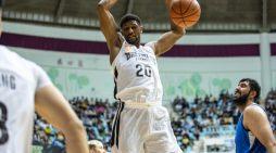Jordan Tolbert signs in Taiwan