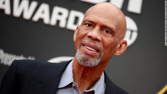 NBA social justice award is named after Kareem Abdul-Jabbar