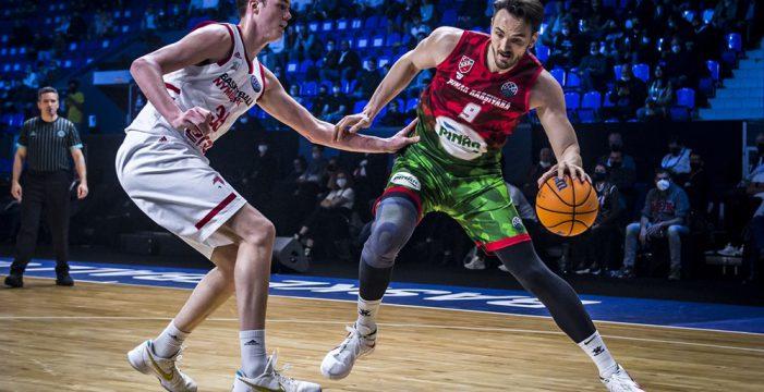Karsiyaka wins thriller against Nymburk and will face Zaragoza in FIBA Champions League semis