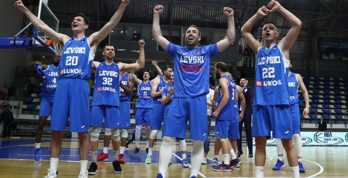 Levski Lukoil claims Bulgarian title