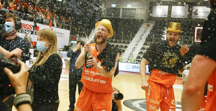 Norrköping Dolphins sweeps Swedish series, 4-0