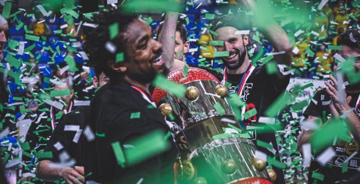 Worldrecordholder Nymburk wins the Czech title, again.