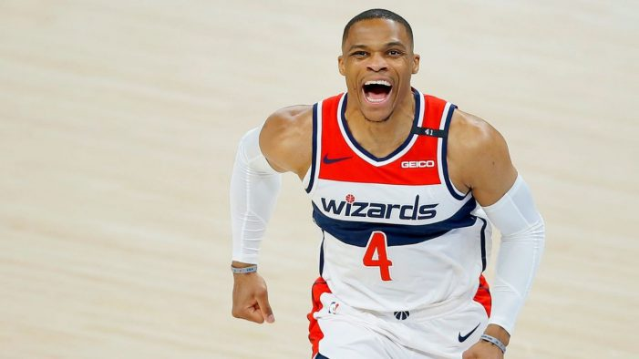 Russell Westbrook becomes all-time leader in triple-doubles