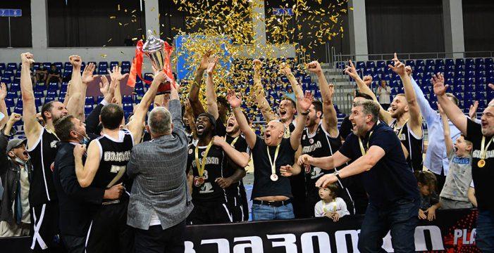 Rustavi wins the Georgian championship