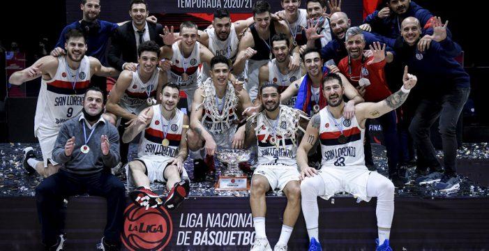 San Lorenzo wins the Argentinian championship