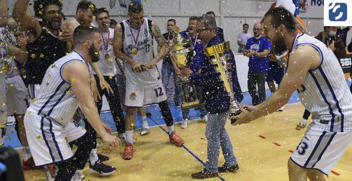 Spisska Nova Ves wins Slovakian title
