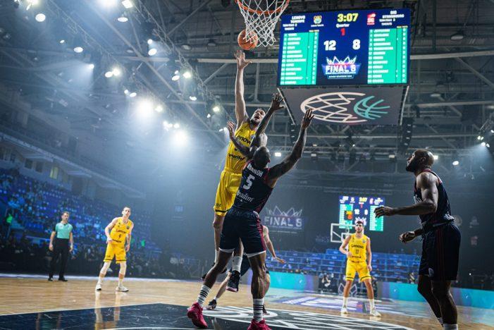 Strasbourg outlasts Tenerife, advances to FIBA Champions League Semi-Finals