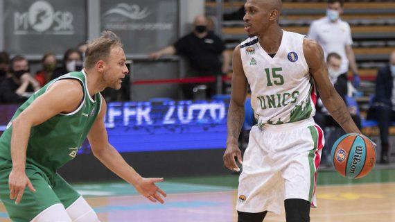 Unics Kazan advances to VTB League semi-finals