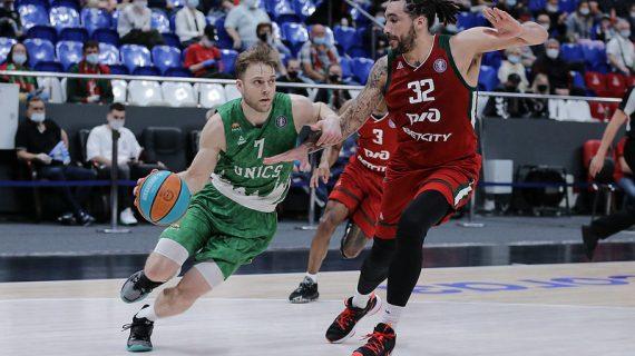 Unics Kazan takes the lead in the VTB League semi-finals
