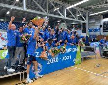 ZZ Leiden wins Dutch Basketball League