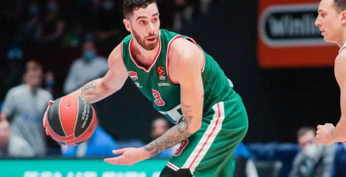 Luca Vildoza finalizes deal with Knicks